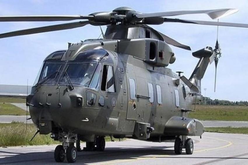 Congress Leader Salman Khurshid's Name Crops Up In AgustaWestland VVIP chopper