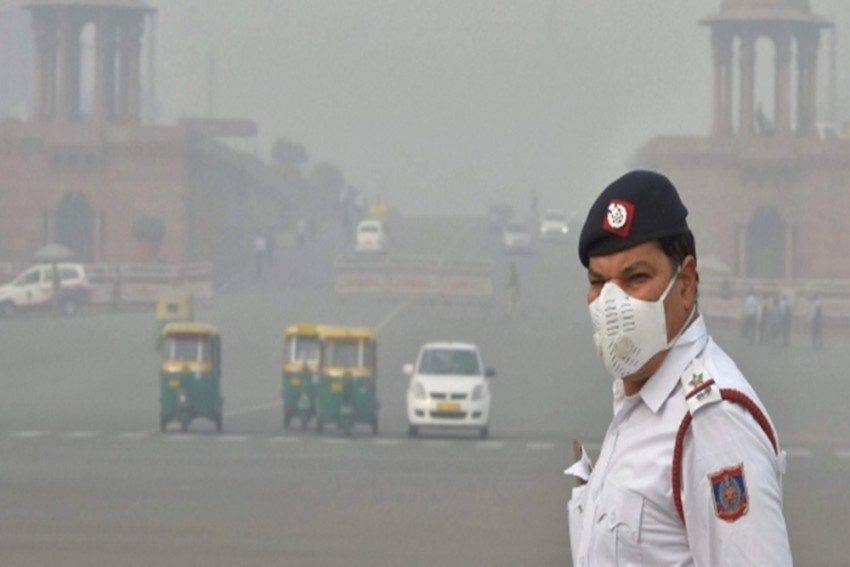 Rain, Stronger Winds Help Clean Up Delhi's Air, AQI In 'Moderate' Category