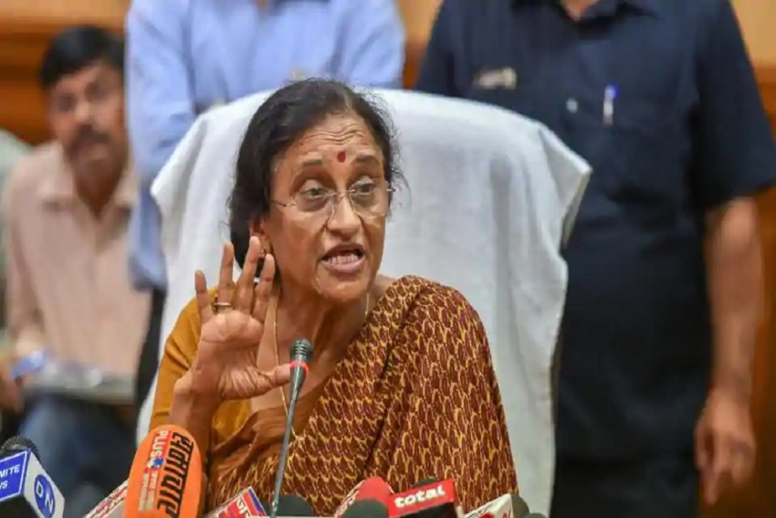 Allahabad MP Rita Bahuguna's Granddaughter Dies Of Burns