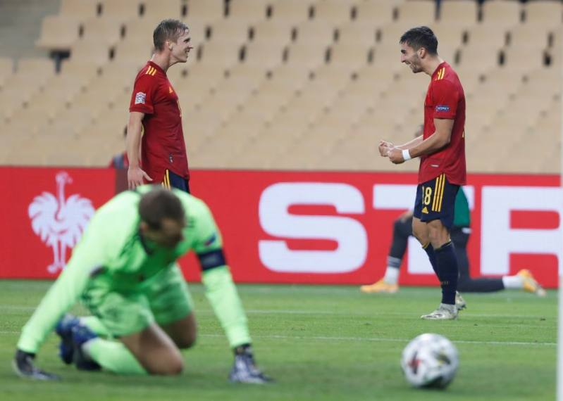 Nations League: Luis Enrique Lauds Flawless Spain Display Against Germany