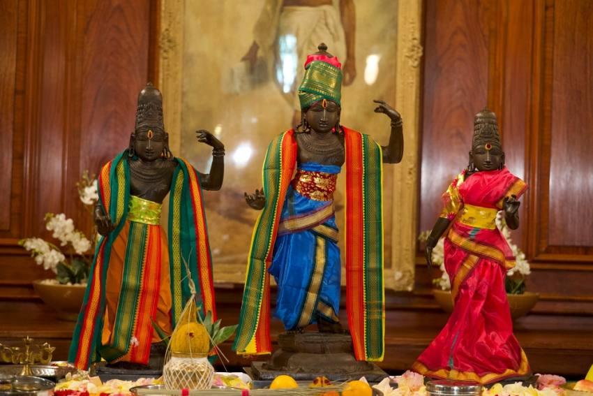 Stolen Idols Of Lord Rama, Lakshman, Sita Returned To Tamil Nadu