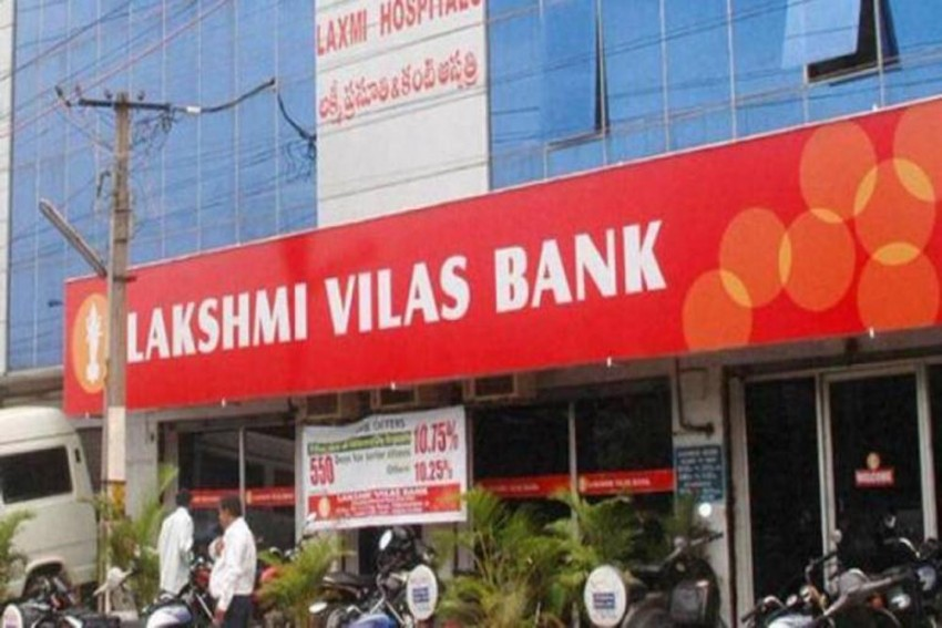 Lakshmi Vilas Bank Shares Tank 20 Per Cent After Getting Placed Under Moratorium