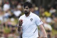 Australia Tour: Boost For India As Ishant Sharma Starts Bowling Full Tilt At NCA