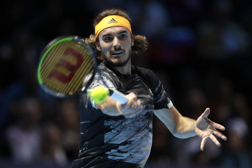 ATP Finals: Stefanos Tsitsipas Eliminates Andrey Rublev, Puts Dominic Thiem Into Semis