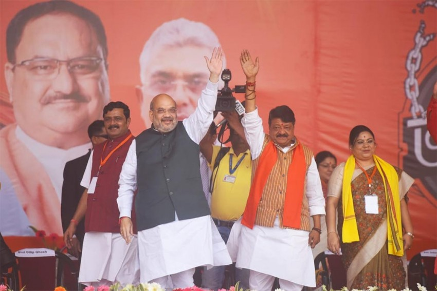 BJP Devises Booth-Level Strategy For Its 'Mission Bengal'