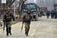 12 Civilians Injured As Militants Lob Grenade At Security Personnel In J-K's Pulwama
