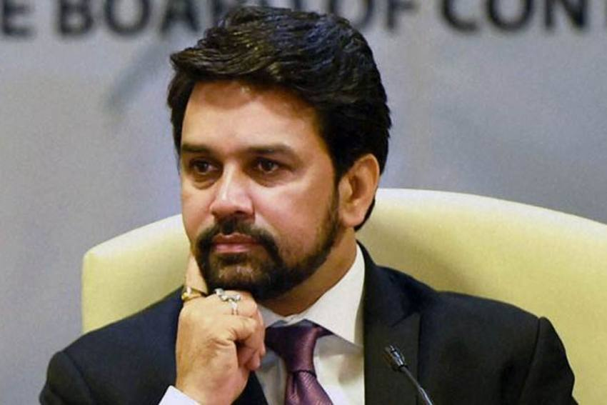 Legalising Betting Will Help Contain 'Unholy And Corrupt' Practices Like Match-fixing: MoS Finance Anurag Thakur