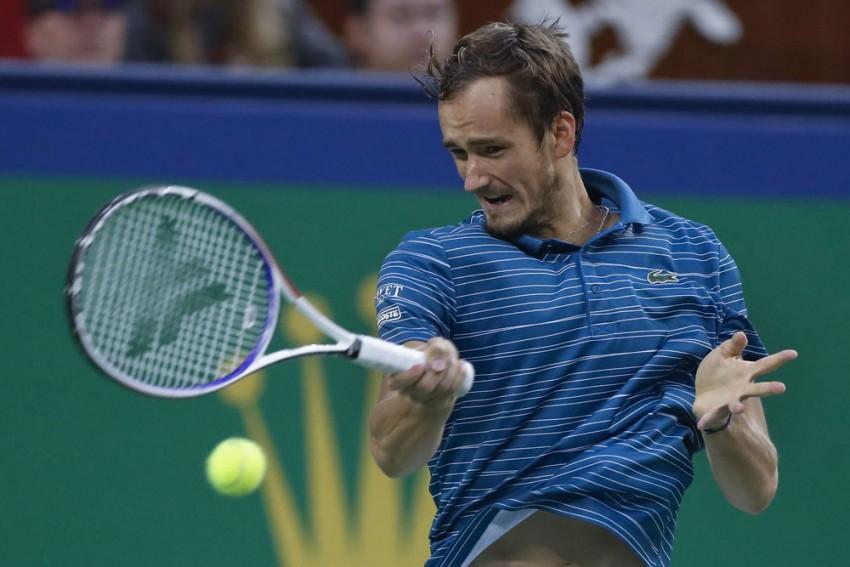 ATP Finals: Daniil Medvedev Sails Through Novak Djokovic Test And Into Last Four