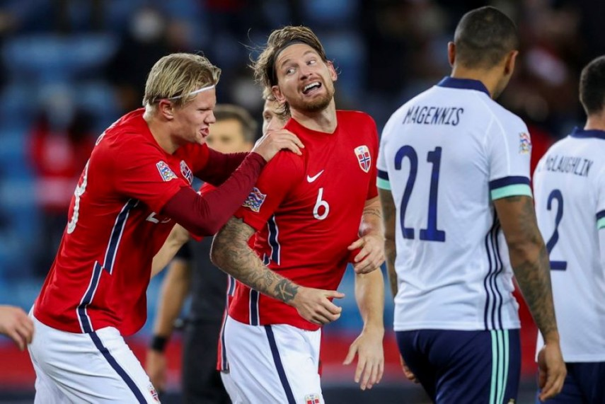 Norway National Football Team Teams Background 2