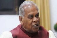 Jitan Ram Manjhi Sworn In As Pro-Tem Speaker Of Bihar Assembly