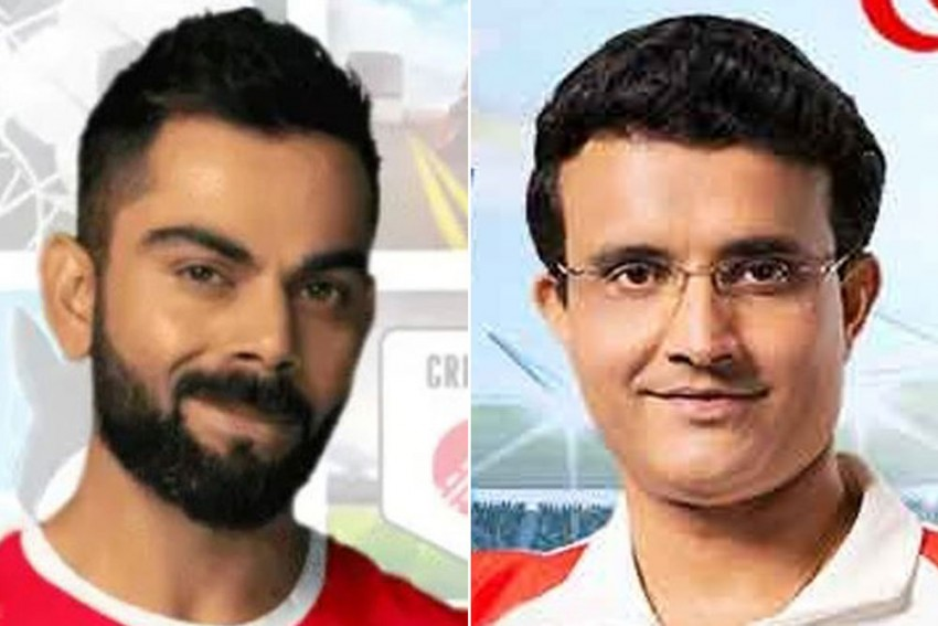Sourav Ganguly, Virat Kohli Using Star Power To Promote Online Gaming, Madras High Court Not Amused After Suicides