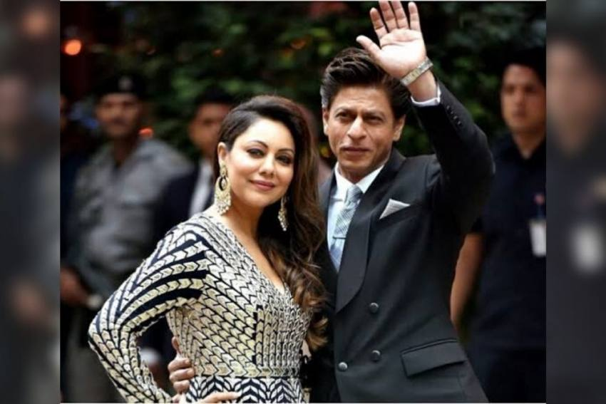Shah Rukh Khan, Gauri Open Doors To Their Delhi Home For A Day; Here's Why