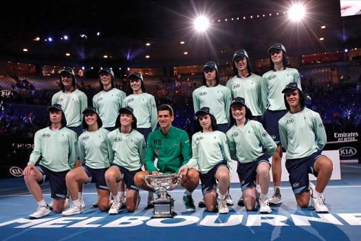 Australian Open 'Bubble' Expected In 2021