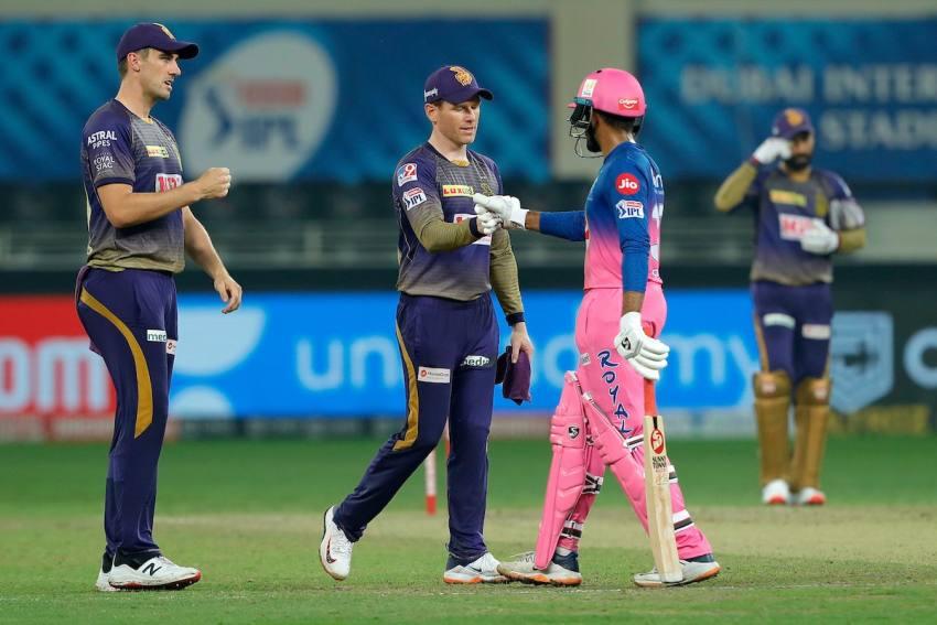 IPL 2020: After Win Vs Rajasthan Royals, Eoin Morgan Leaves Kolkata Knight Riders' Playoff Qualification To 'Gods'