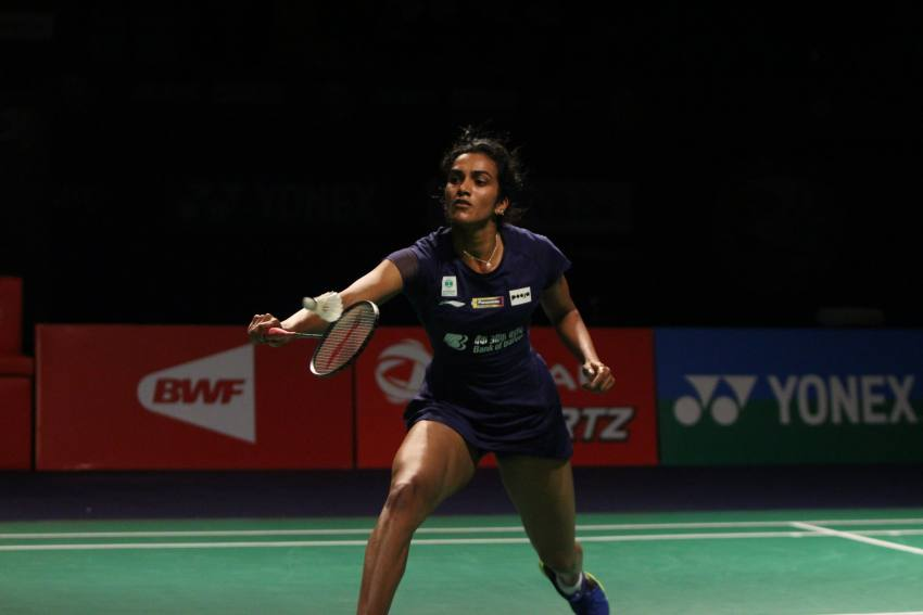 PV Sindhu 'Retires' From Badminton, But Only Just!