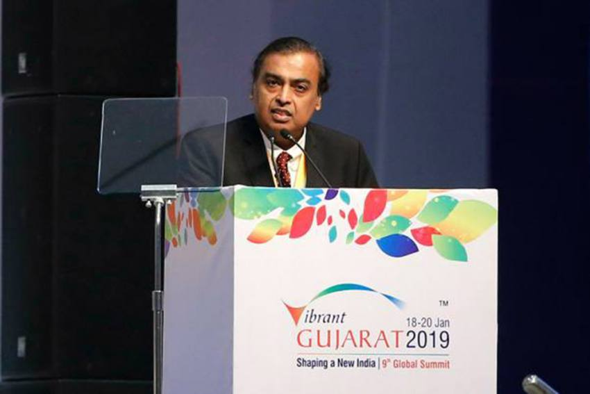 Mukesh Ambani Loses $5 Billion As Reliance Shares Tumble