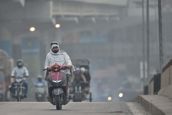 Delhi Breathes A Little Easy As High Winds Clear Air
