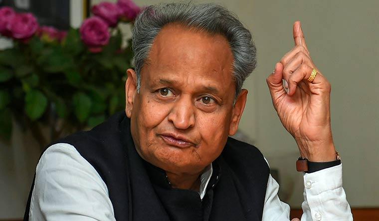 'Love-Jihad Manufactured By BJP To Divide Nation', Says Rajasthan CM Ashok Gehlot