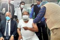 Haryana Health Minister Anil Vij Volunteers For Covid Vaccine, Gets Trial Dose Of Covaxin