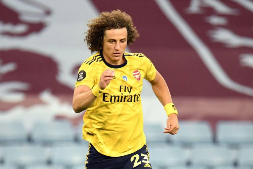 Mikel Arteta Claims 'No Problem' Between Arsenal Duo David Luiz And Dani  Ceballos