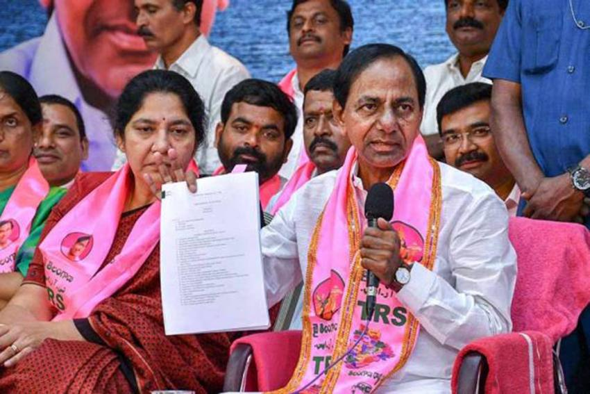 Exams For Central Govt Jobs Must Be Held In Regional Languages: KCR Writes To Modi