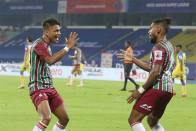 ISL 2020-21, Match 1: Roy Krishna Goal Helps ATK Mohun Bagan Beat Kerala Blasters In Season Opener