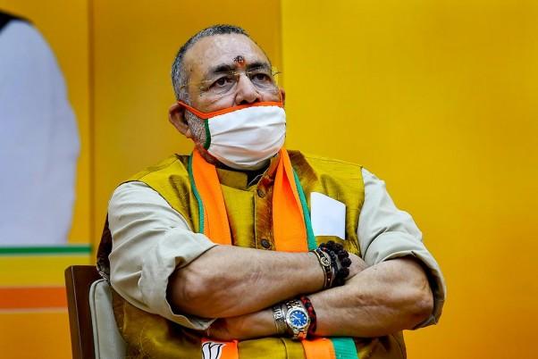 Bihar Should Have Law Against Love Jihad : Giriraj Singh