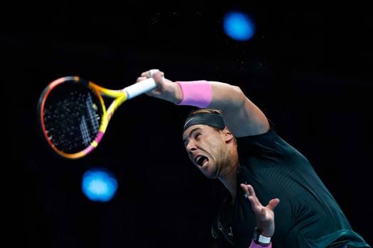ATP Finals: Rafael Nadal Ousts Defending Champion Stefanos Tsitsipas, Enters Semis