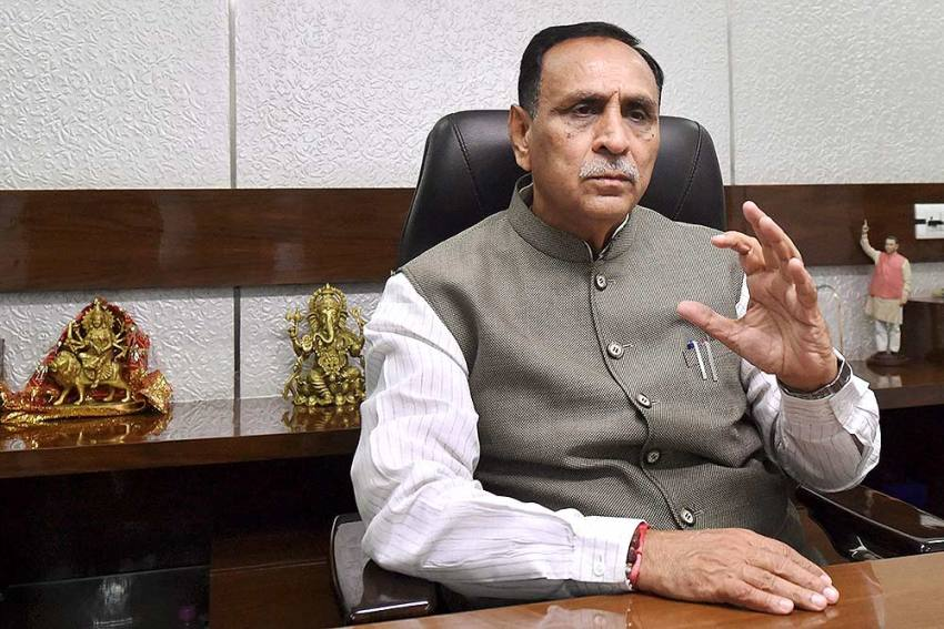 Lockdown In Gujarat Ruled Out; CM Rupani Says, 'Curfew Only In Ahmedabad City'