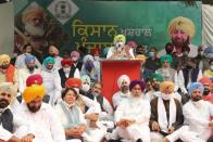 Farm Laws 2020: Amarinder Singh Invites Punjab's Agitating Farmers For Meeting Today