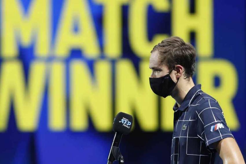 ATP Finals: Relentless Daniil Medvedev Motors Through Dead Rubber Before Rafael Nadal Semi-final