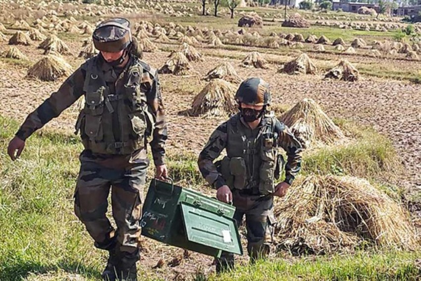 One Soldier Killed, Three Injured In Firing Along Line Of Control