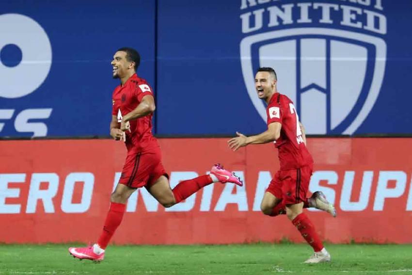 ISL 2020-21, Match 2: Plucky NorthEast United FC Spoil Sergio Lobera's Mumbai City Bow