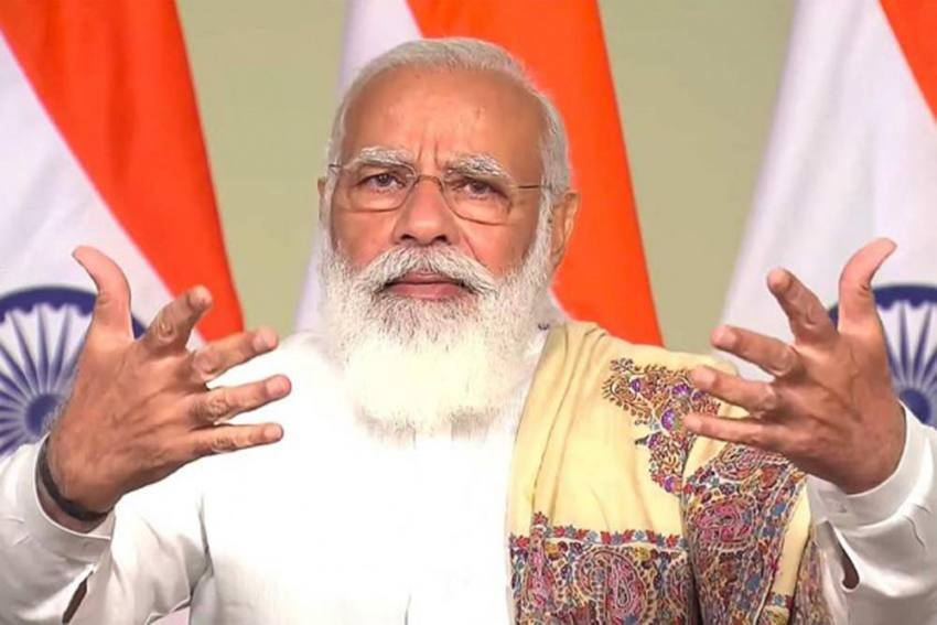 India Committed To Reducing Carbon Footprint By 30-35 Percent: PM Modi