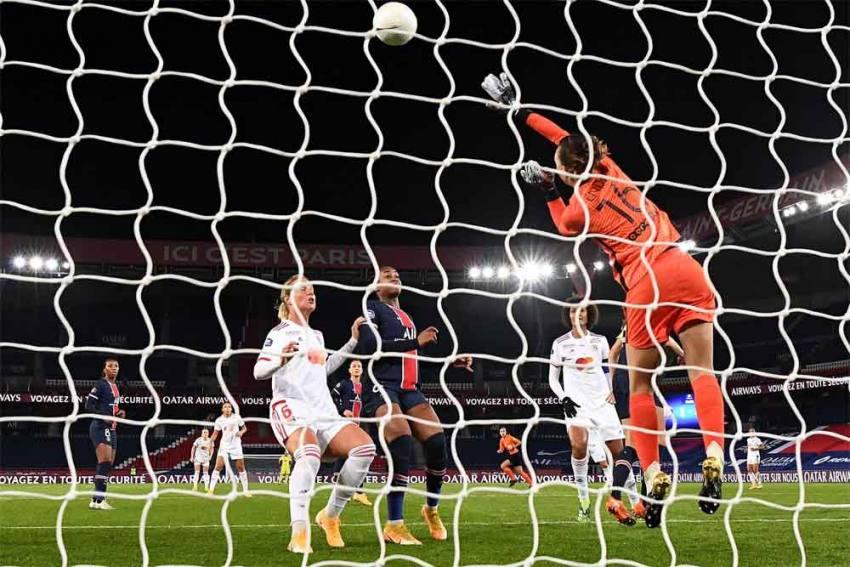PSG End Lyon's 80-game, Four-year Unbeaten League Streak