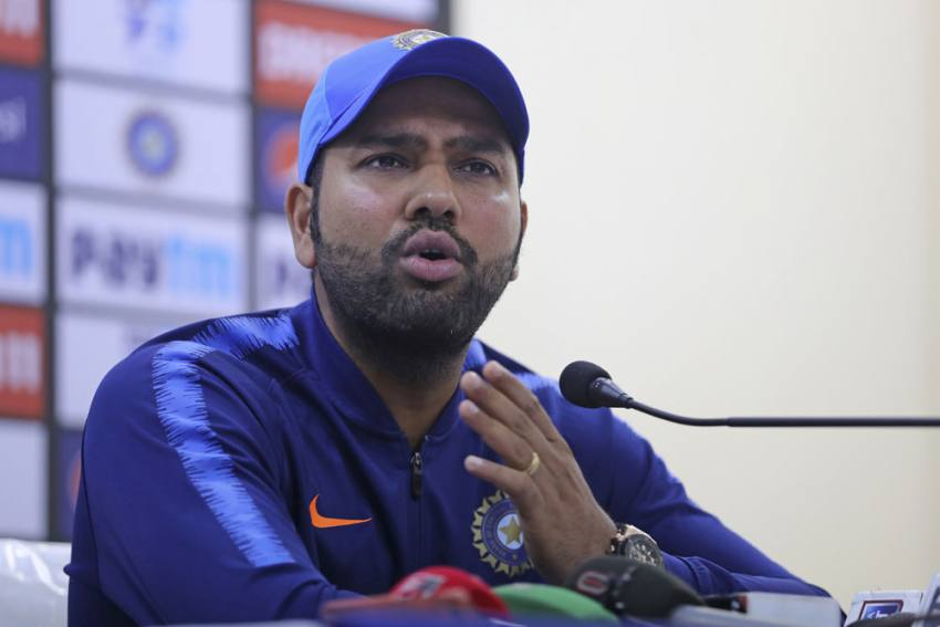 AUS Vs IND: Rohit Sharma Hits Back, Says He Would Be Battle-ready For Australia Series