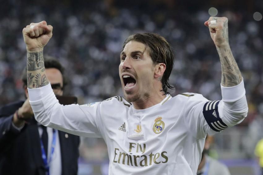 Swift Resolution To Sergio Ramos Rumours 'For The Good Of Everyone': Real Madrid Boss Zinedine Zidane