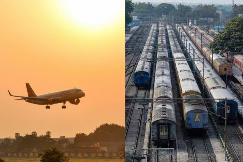 Maharashtra Mulls Suspension Of Trains, Flights From Delhi Amid Covid-19 Surge