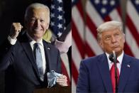 Twitter POTUS Account For Joe Biden On Jan 20, Doesn't Matter If Trump Stays Or Goes