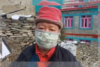 Last Man Standing In A Village Of 42 Corona Patients