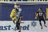 Villarreal 1-1 Real Madrid: La Liga Champions Denied Despite Rare Mariano Diaz Strike