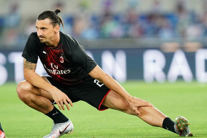 Zlatan Ibrahimovic Could Play On One Leg Until He's 50! Francesco Totti  Hails Longevity Of AC Milan Superstar