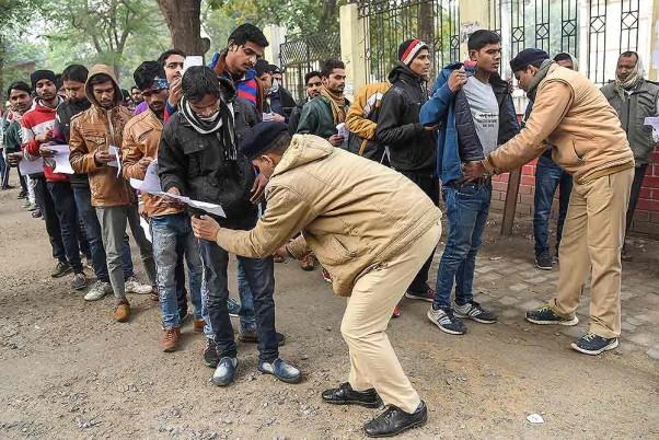 Over 62,000 Set To Appear For Assam SI Police Written Exam For The Second Time
