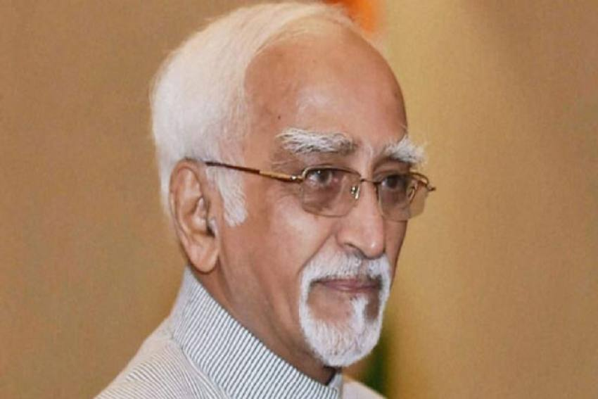 Before Covid Pandemics Of Religiosity And Strident Nationalism Affected Society: Hamid Ansari