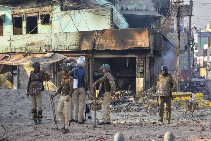 SC Judge Inaugurates Commission To Provide Compensation To Delhi Riots Victims