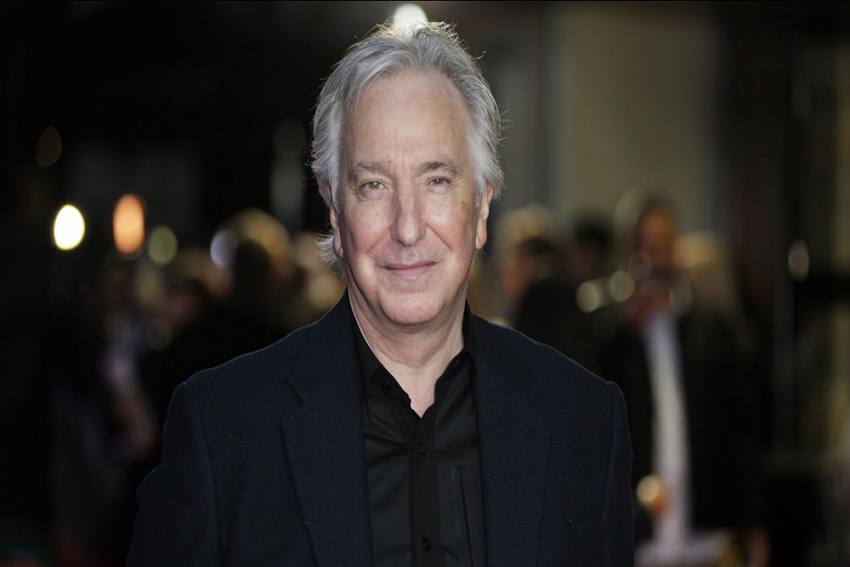 Alan Rickman's Diaries To Be Published In Book Format In 2022