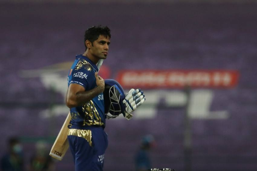 IPL 2020: Disappointed After Australia Snub, Suryakumar Yadav Let The Bat Do The Talking