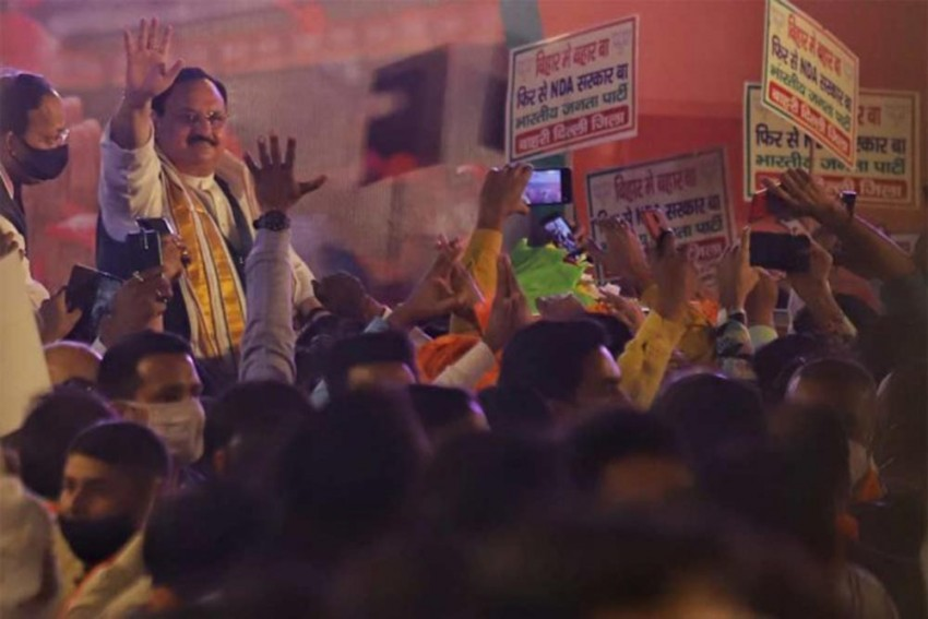 With An Eye On 2024 Lok Sabha Polls, BJP Chief JP Nadda To Go On 120-Day Nationwide Tour