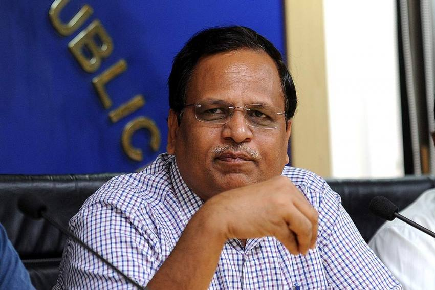 Delhi Govt Adds 400 ICU Beds For Covid Patients, More To Come Up: Satyendra Jain