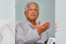 Former Assam CM Tarun Gogoi's Health Deteriorates Due To Post-Covid Complications